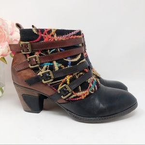 L'ARTISTE by Spring Step Redding Ankle Booties 41